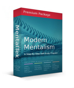 Master Mentalism with the Modern Mentalism Premium Package