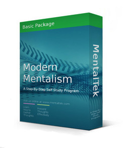 Learn Mentalism with the Modern Mentalism Basic Package