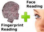 Fingerprint Reading Ticksheet and Face Reading Bundled to Save